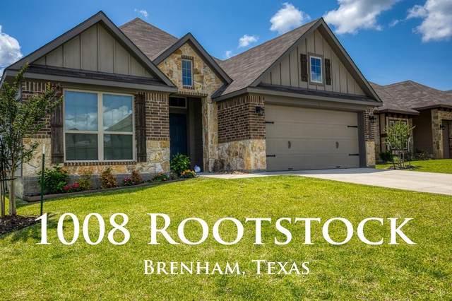 1008 Rootstock Road, Brenham, TX 77833 (MLS #98396881) :: Bray Real Estate Group