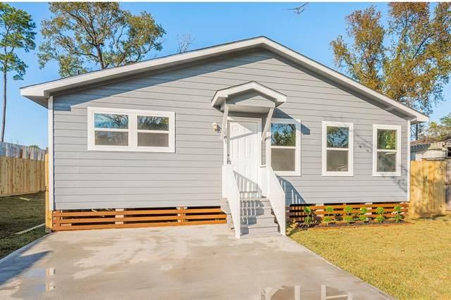 5005 Senior Street, Houston, TX 77016 (MLS #98409551) :: The Freund Group