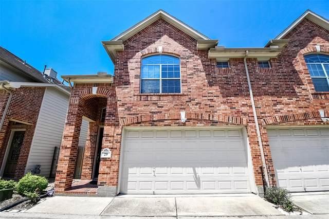 6222 Skyline Drive #29, Houston, TX 77057 (MLS #98412056) :: Green Residential