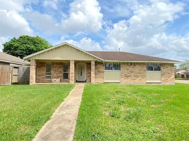 4319 White River Drive, Pasadena, TX 77504 (MLS #98412738) :: The Jill Smith Team