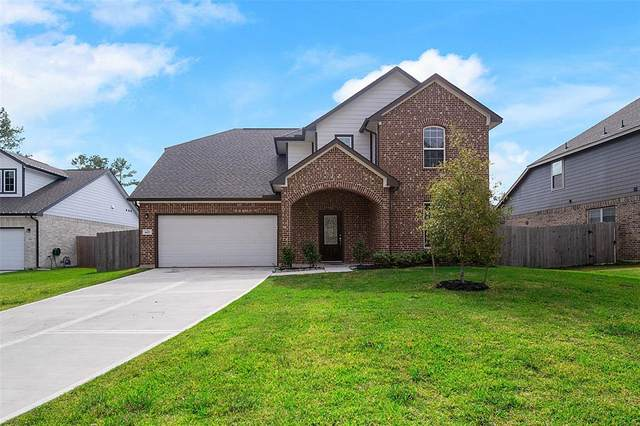 607 Companion Drive, Crosby, TX 77532 (MLS #98420310) :: Caskey Realty