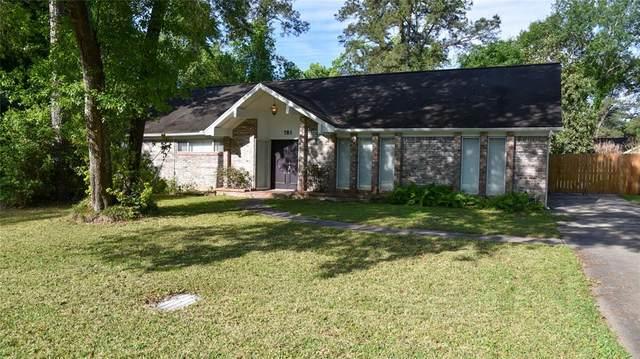 783 Holly Springs Drive, Conroe, TX 77302 (MLS #98431130) :: Michele Harmon Team