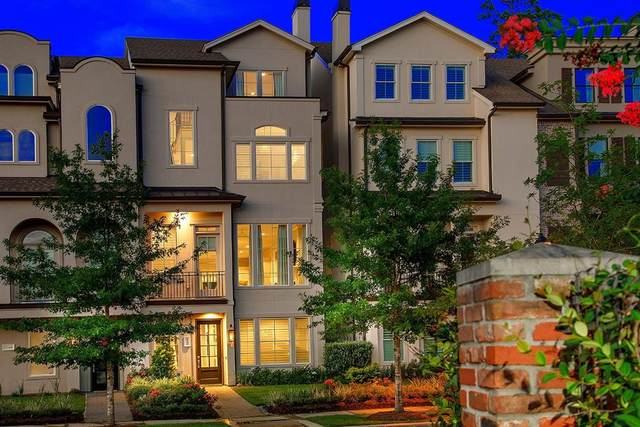 2540 N Bay Place, The Woodlands, TX 77380 (MLS #98432489) :: The Freund Group