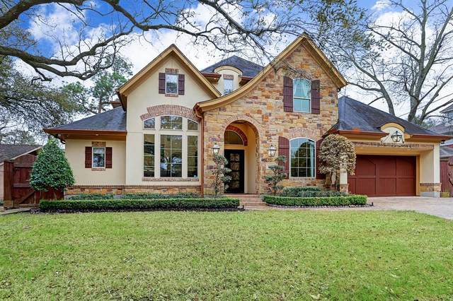 1127 Ben Hur Drive, Spring Valley Village, TX 77055 (MLS #98433660) :: Giorgi Real Estate Group