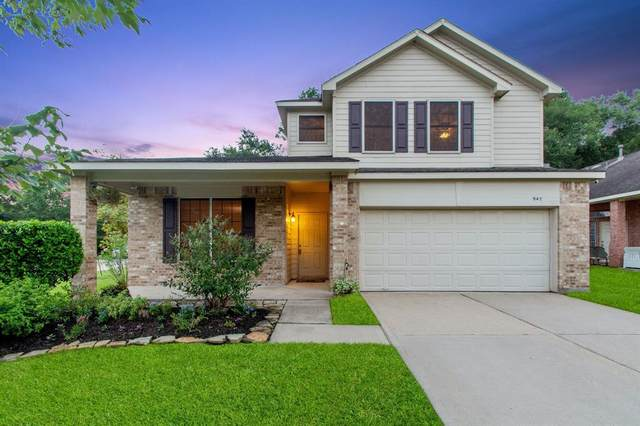 947 Doire Drive, Conroe, TX 77301 (MLS #9843506) :: The SOLD by George Team