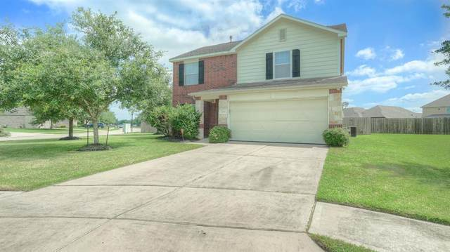 12901 Trail Hollow Court, Pearland, TX 77584 (MLS #98436500) :: Christy Buck Team