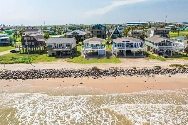 214 Beach Drive, Surfside Beach, TX 77541 (MLS #98450369) :: NewHomePrograms.com