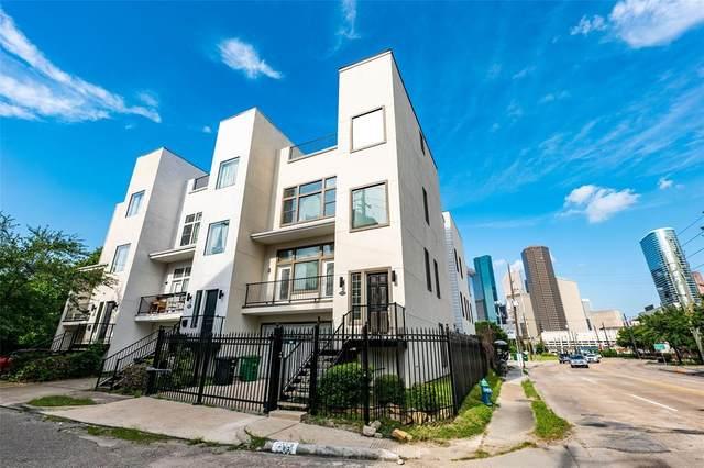 913 Nash Street, Houston, TX 77019 (MLS #98457542) :: Green Residential