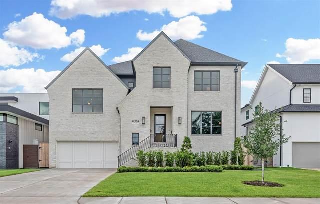 4034 Falkirk Lane, Houston, TX 77025 (MLS #98458056) :: The Property Guys