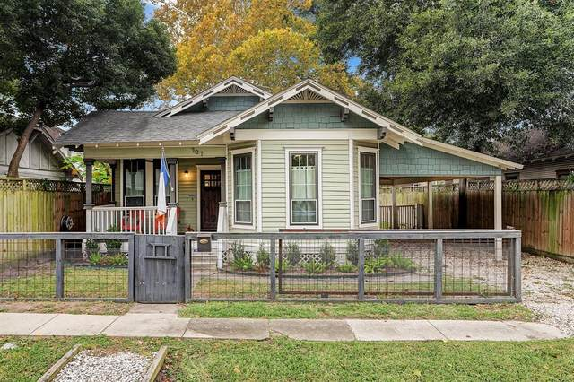 707 Archer Street, Houston, TX 77009 (MLS #98462861) :: Lerner Realty Solutions