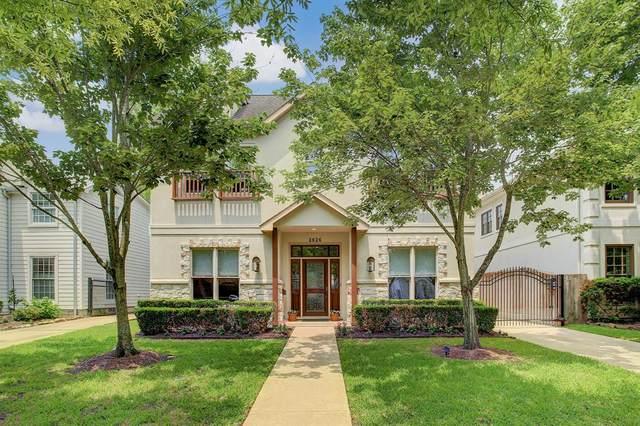 2626 Werlein Avenue, West University Place, TX 77005 (MLS #98469124) :: Michele Harmon Team