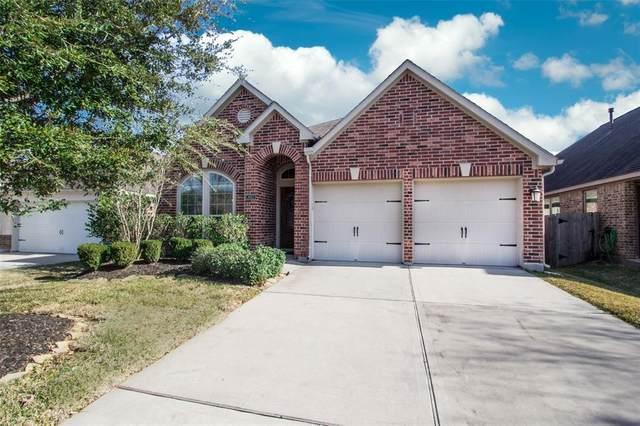 2402 Morgan Ridge Lane, Spring, TX 77386 (MLS #9848105) :: Ellison Real Estate Team