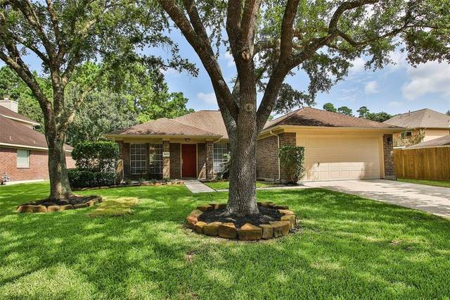 1631 Sterling Village Drive, Spring, TX 77386 (#98482145) :: ORO Realty