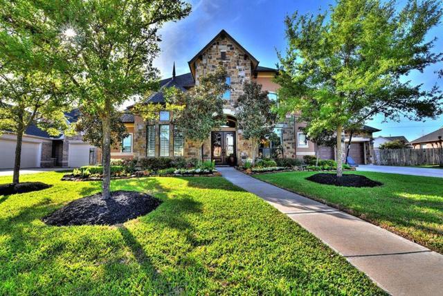 2443 Fairbreeze Drive, Katy, TX 77494 (MLS #98483939) :: See Tim Sell