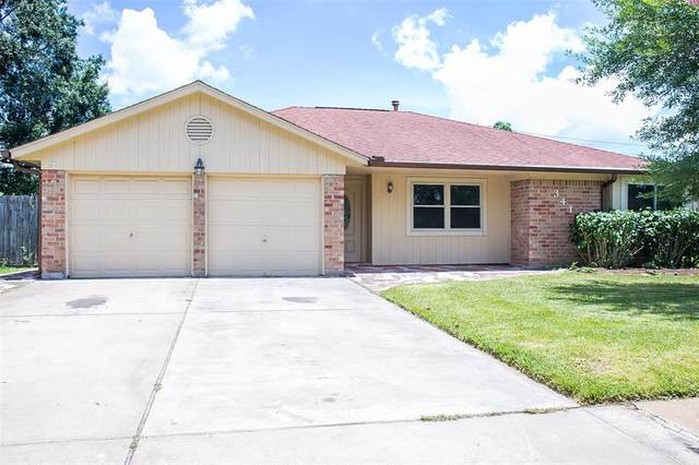 3415 Roseberry Drive, La Porte, TX 77571 (MLS #9848735) :: Lerner Realty Solutions
