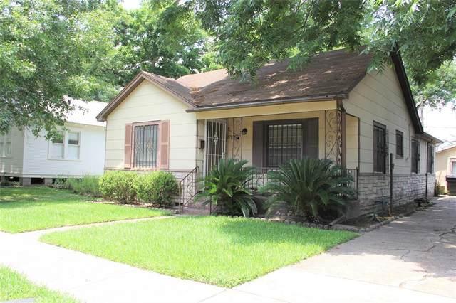 907 E 27th Street, Houston, TX 77009 (MLS #98492417) :: The Parodi Team at Realty Associates