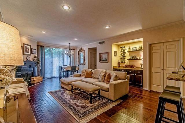 5200 Weslayan Street #108, Houston, TX 77005 (MLS #98494111) :: The Jill Smith Team