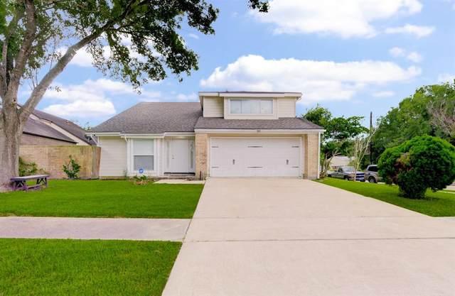 8243 Misty Ridge Lane, Houston, TX 77071 (MLS #98500706) :: The SOLD by George Team