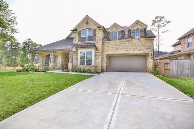 1030 Pleasant Pines Lane, Pinehurst, TX 77362 (MLS #98504571) :: The Home Branch
