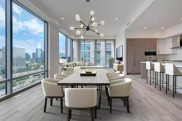 2047 Westcreek Lane #1601, Houston, TX 77027 (MLS #98509651) :: Giorgi Real Estate Group