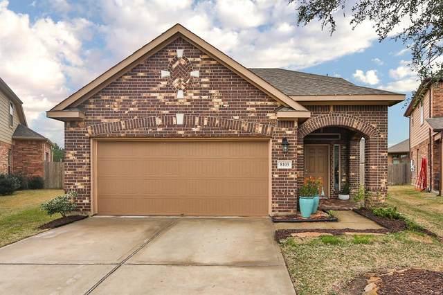 8103 Heartbrook Field Lane, Cypress, TX 77433 (MLS #98509983) :: The Heyl Group at Keller Williams