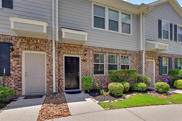 2229 Kemah Village Drive, Kemah, TX 77565 (MLS #98518699) :: Ellison Real Estate Team
