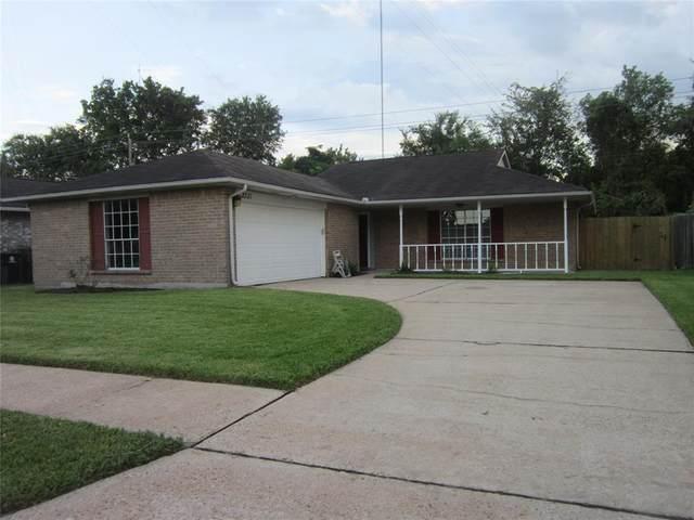 8331 S Meadow Bird Circle, Missouri City, TX 77489 (MLS #9852186) :: The Wendy Sherman Team