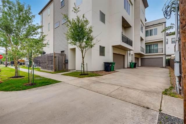 1503 Knox Street C, Houston, TX 77007 (MLS #98547149) :: Ellison Real Estate Team