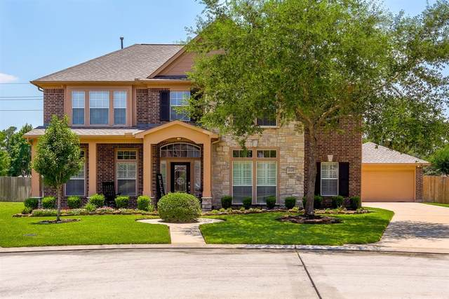 6307 Holden Mills Drive, Spring, TX 77389 (MLS #98548774) :: Rachel Lee Realtor