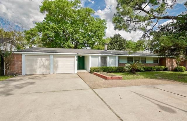 7702 Richmond Avenue, Houston, TX 77063 (MLS #98552932) :: The Heyl Group at Keller Williams