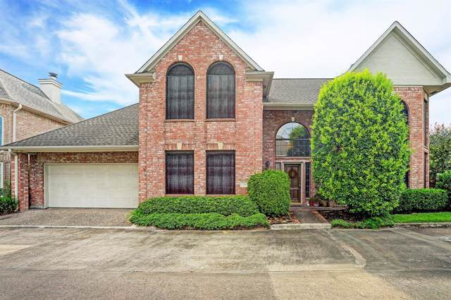 1265 Ridgewood Place, Houston, TX 77055 (MLS #98553600) :: The SOLD by George Team