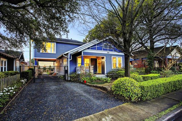 2531 White Oak Drive, Houston, TX 77009 (MLS #98561123) :: Texas Home Shop Realty