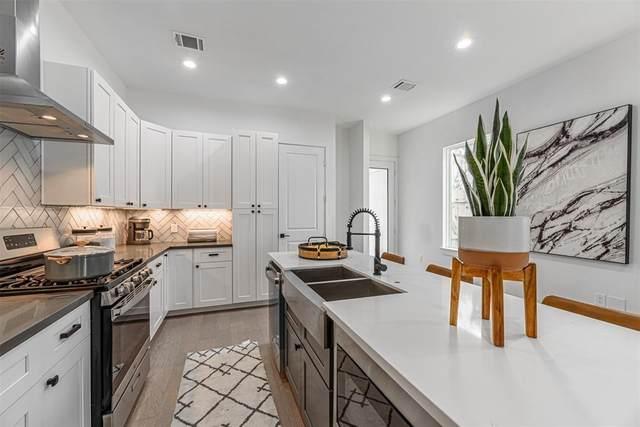 216 Oriole Street D, Houston, TX 77018 (MLS #98569226) :: Green Residential