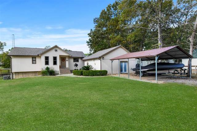 201 Amanda Lane, Livingston, TX 77351 (MLS #98577088) :: My BCS Home Real Estate Group