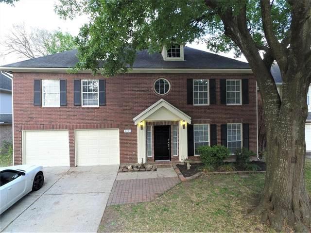 4223 Heather Park Drive, Pasadena, TX 77505 (MLS #98577805) :: Homemax Properties