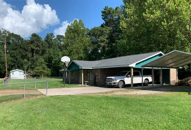 110 County Road 339, Cleveland, TX 77327 (MLS #98581752) :: The Home Branch