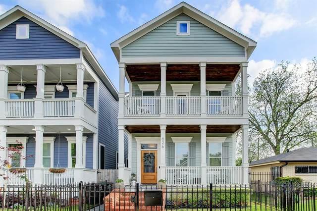 826 E 28th Street, Houston, TX 77009 (MLS #98584685) :: Ellison Real Estate Team