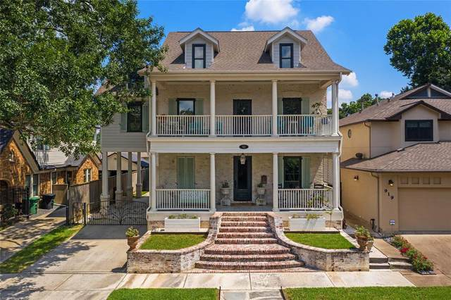 923 Teetshorn Street, Houston, TX 77009 (MLS #98596748) :: The Bly Team