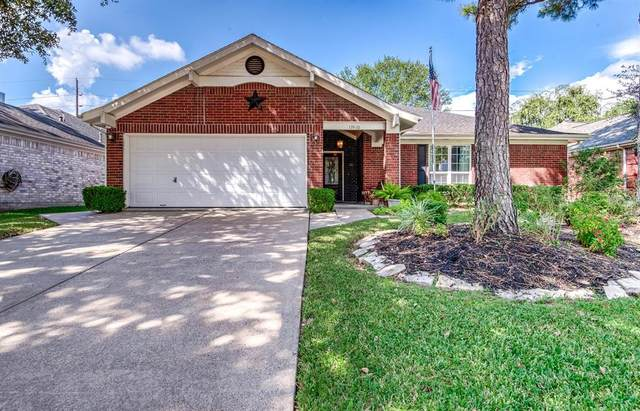 17410 Shatnerwood Drive, Houston, TX 77095 (MLS #98608843) :: The Home Branch