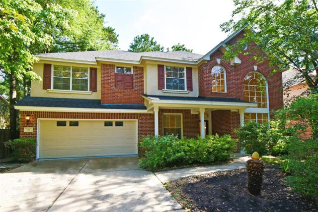 30 Redland Place, The Woodlands, TX 77382 (MLS #98608923) :: Glenn Allen Properties