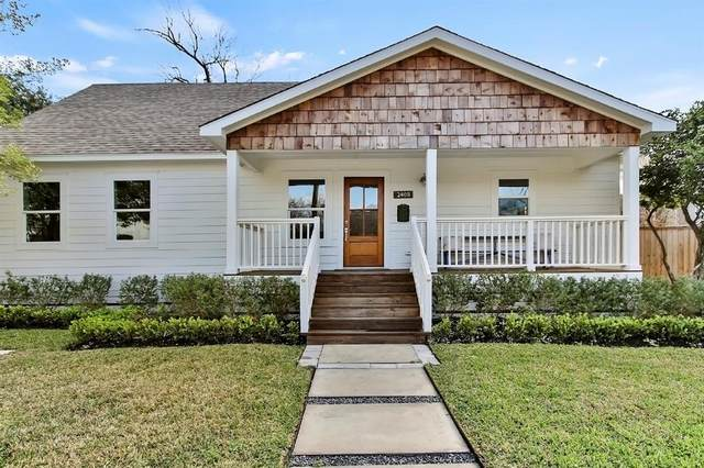 2408 Cortlandt Street, Houston, TX 77008 (MLS #98616402) :: The Heyl Group at Keller Williams
