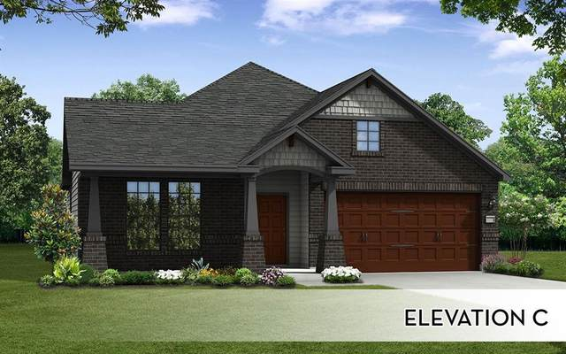 19022 Crested Moss Avenue, Tomball, TX 77377 (MLS #98645768) :: The Bly Team