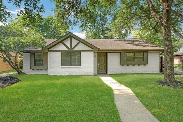 5822 Belrose Drive, Houston, TX 77035 (MLS #9865289) :: The Property Guys