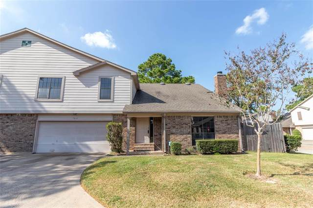 7812 Theissetta Drive #110, Spring, TX 77379 (MLS #98659716) :: The Freund Group