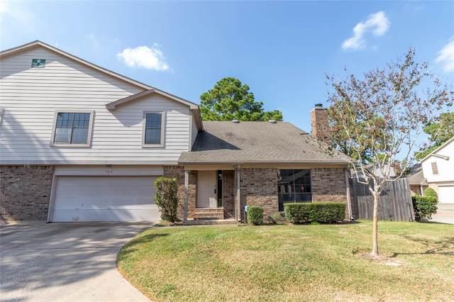 7812 Theissetta Drive #110, Spring, TX 77379 (MLS #98659716) :: Homemax Properties