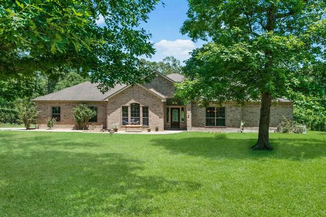7807 Timber Switch Road, Cleveland, TX 77328 (MLS #98679283) :: Caskey Realty