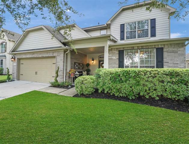17418 Rainer Valley Lane, Humble, TX 77346 (MLS #98683285) :: The SOLD by George Team