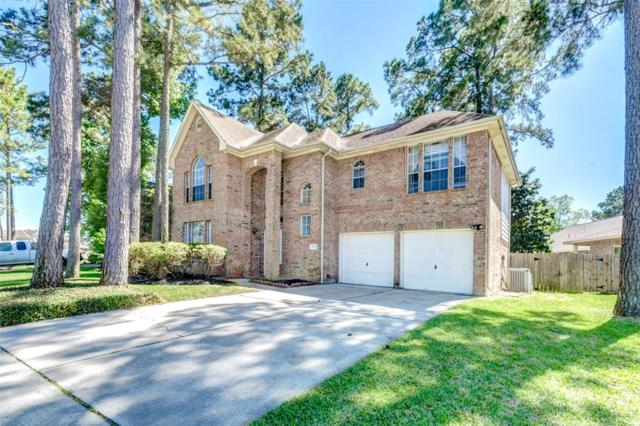 19338 Hikers Trail Drive, Humble, TX 77346 (MLS #98685565) :: The Home Branch