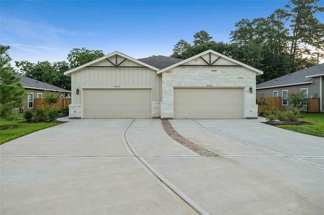 9789 and 9793 Grosbeak Lane, Magnolia, TX 77354 (MLS #98691486) :: Caskey Realty