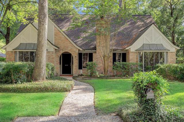 2314 Willow Point Drive, Kingwood, TX 77339 (MLS #9870076) :: The Parodi Team at Realty Associates
